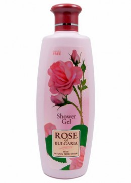 Żel pod prysznic 330 ml ROSE BIOFRESH
