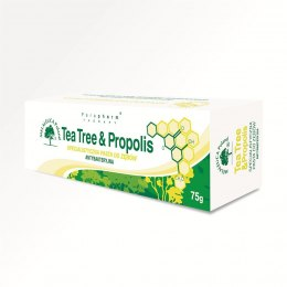 Tea Tree Pasta do zębów z propolisem (bez fluoru) 75 g MELALEUCA