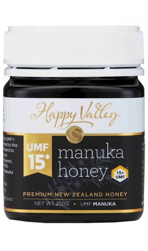 Miód Manuka UMF 15+ (MG 514+) 250 g HAPPY VALLEY