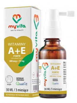 Witamina A+E 30 ml MYVITA