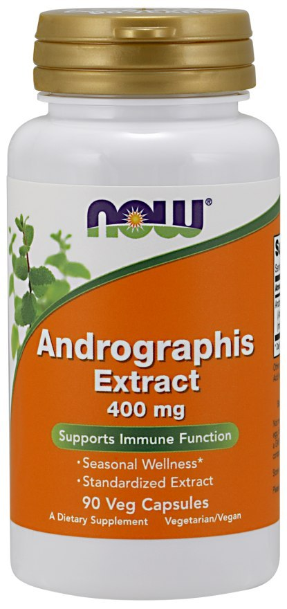 Andrographis Extract 90 kaps. NOW FOODS