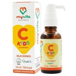 Witamina C KIDS 50 ml MYVITA
